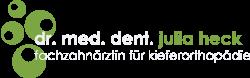 Dr. Julia Heck Logo